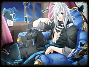 Ijiwaru My Master - Leon CG